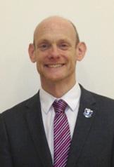 Mr Dachtler – Headteacher of St Teresa's R.C. Primary School in Merton